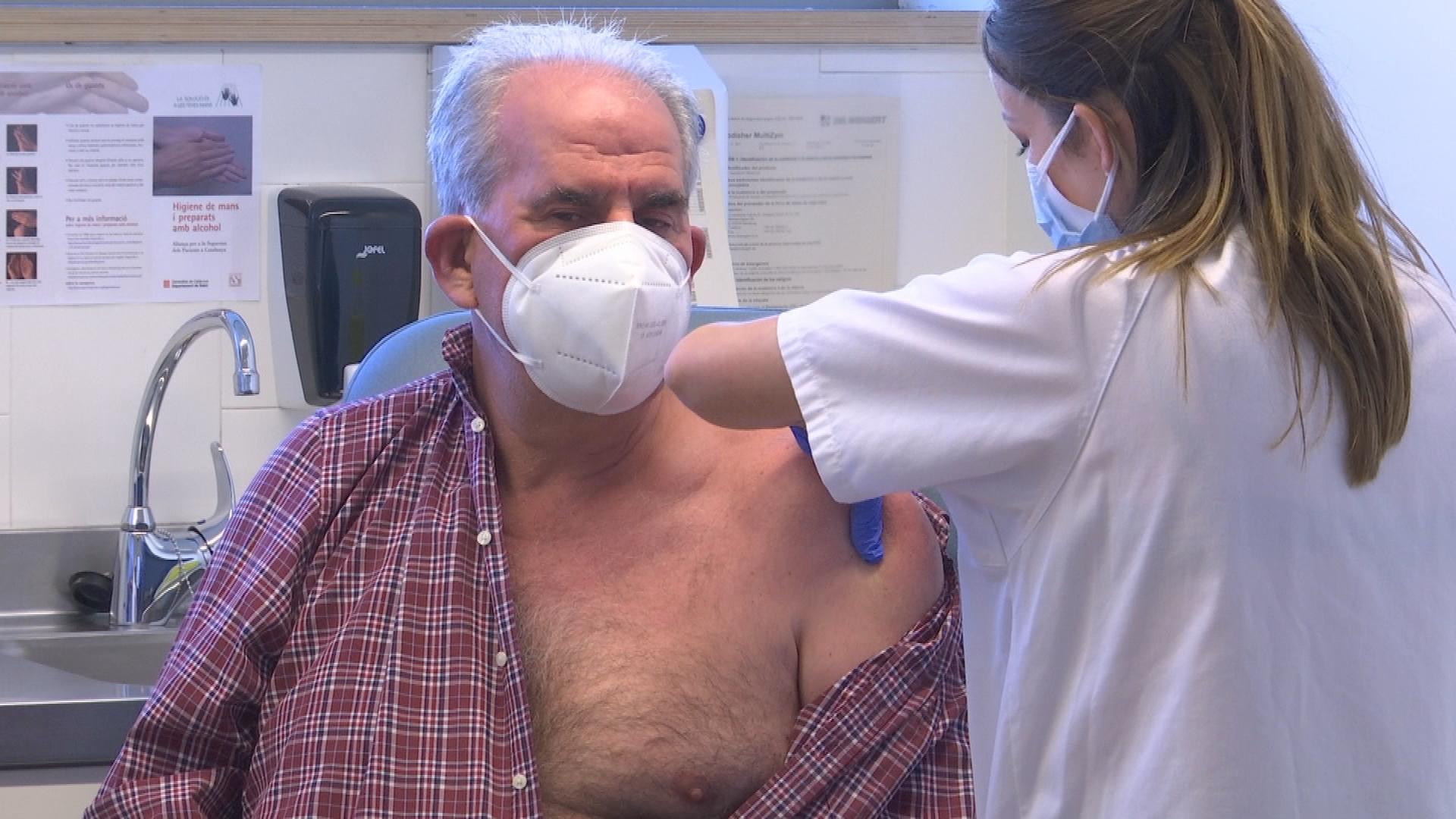 Posen vacuna covid-19 un home