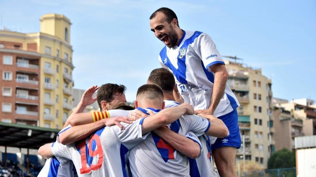 Celebraciço Europa Campió Tercera
