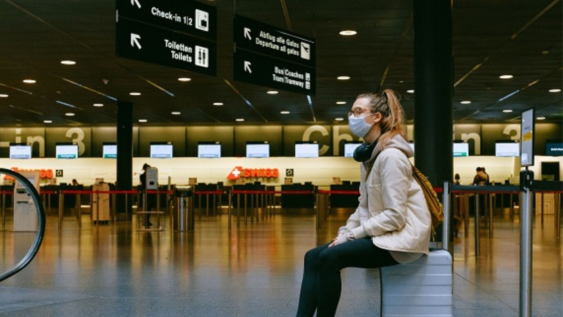 aeroport internacional noia a terminal