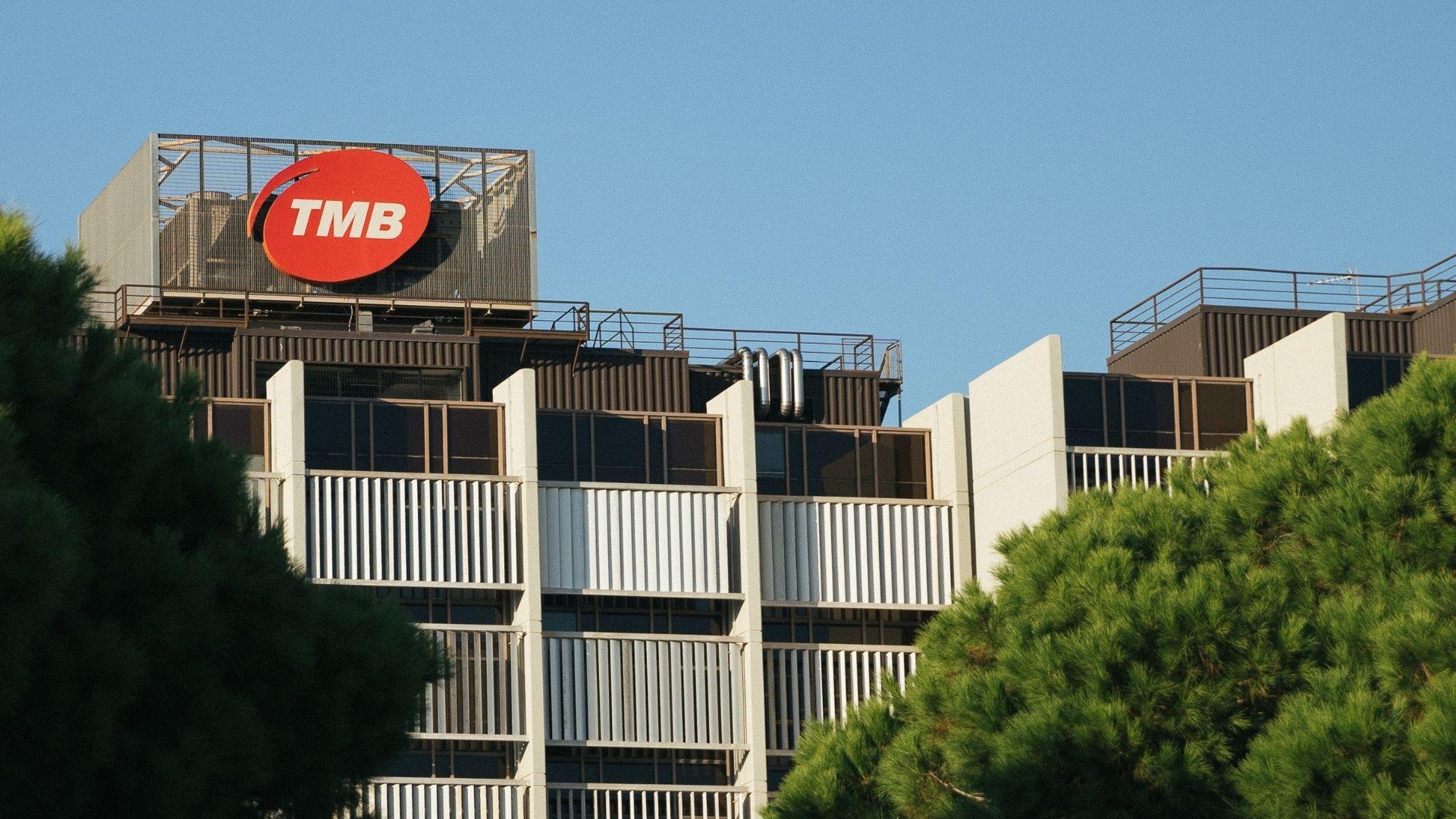 Edifici d'oficines de TMB