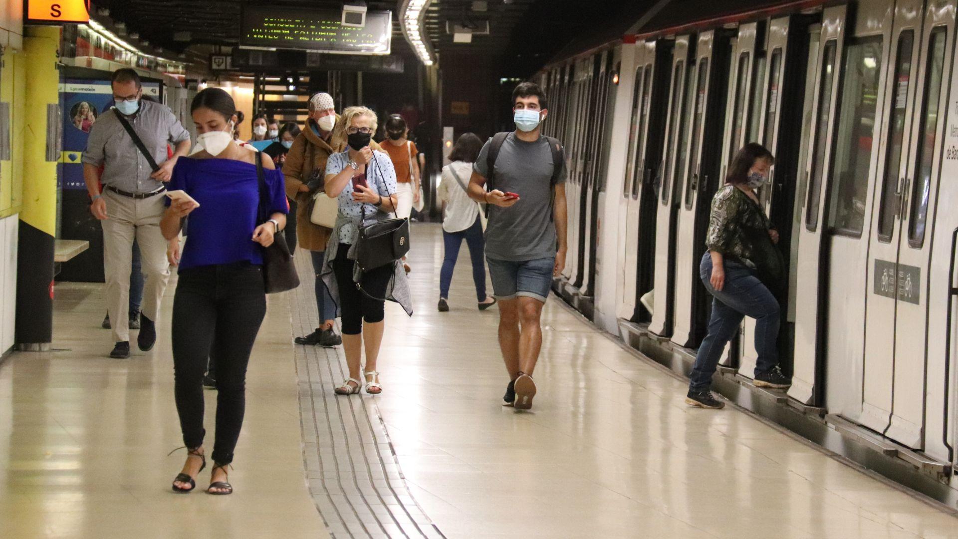 andana metro