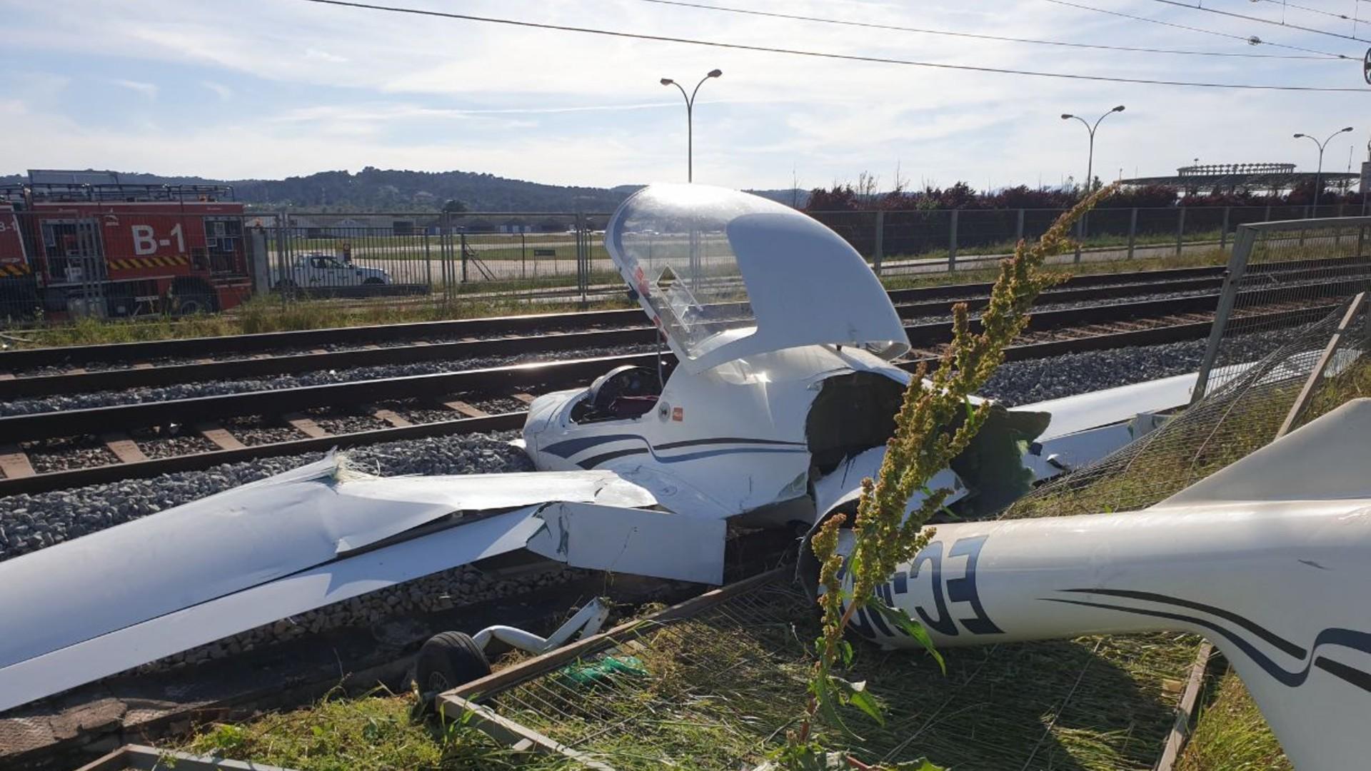 Accident avioneta