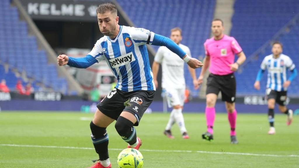 L'Espanyol - Tenerife al RCDE Stadium