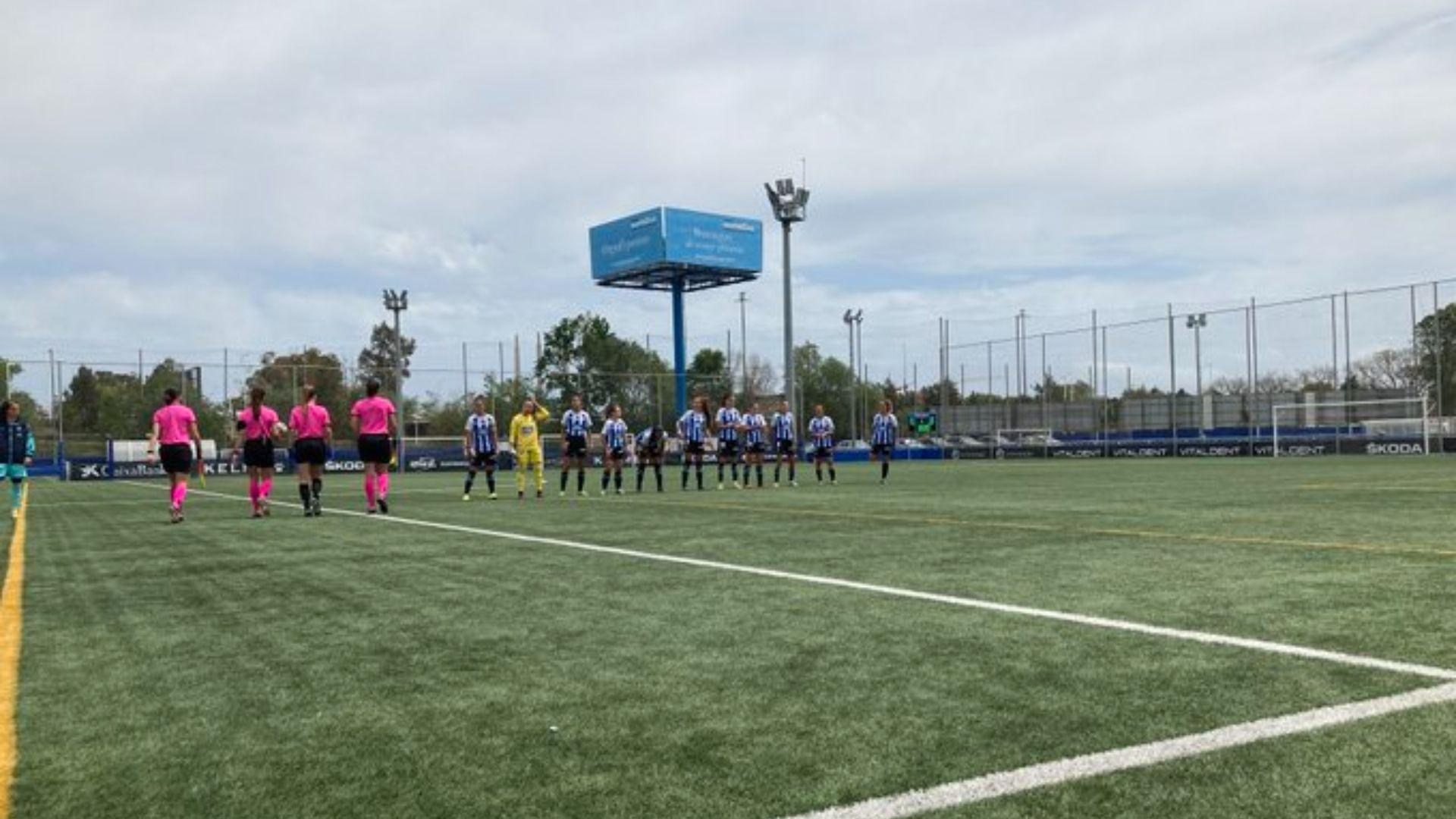 Espanyol - Llevant Primera Divisió femenina