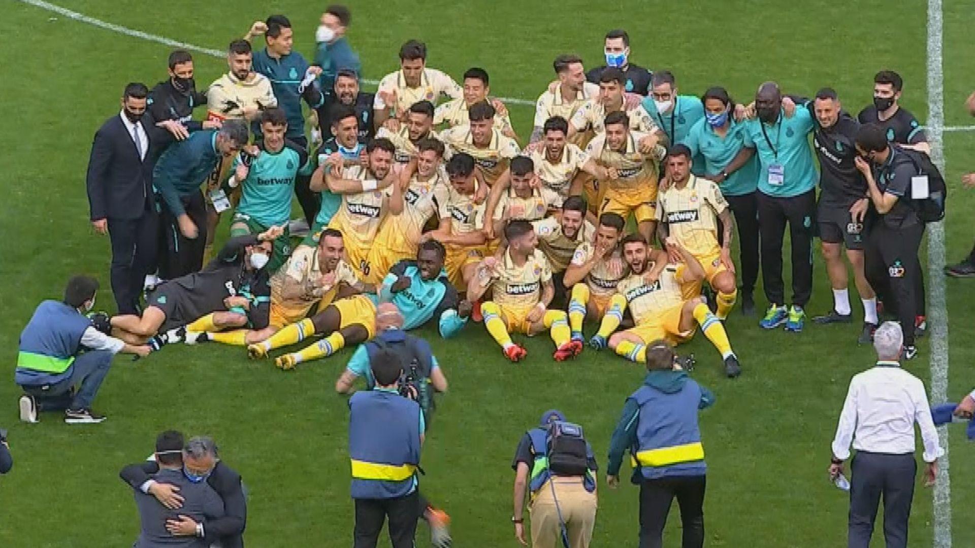 L'Espanyol torna a la Primera Divisió
