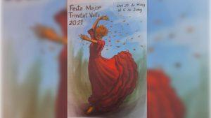 Festa Major Trinitat Vella 2021 cartell