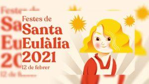 festes santa eulàlia 2021 cartell