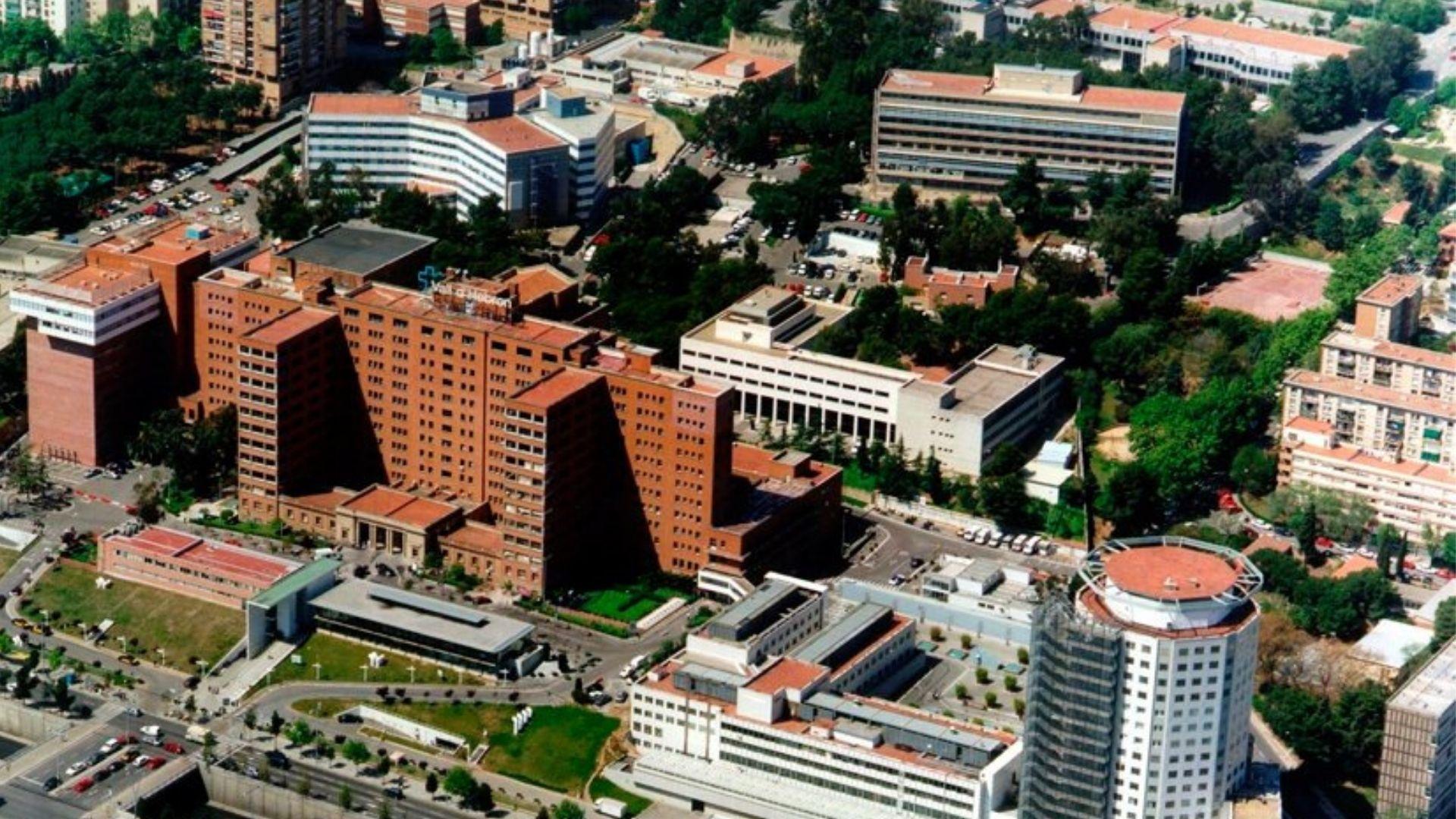 hospital Vall Hebron