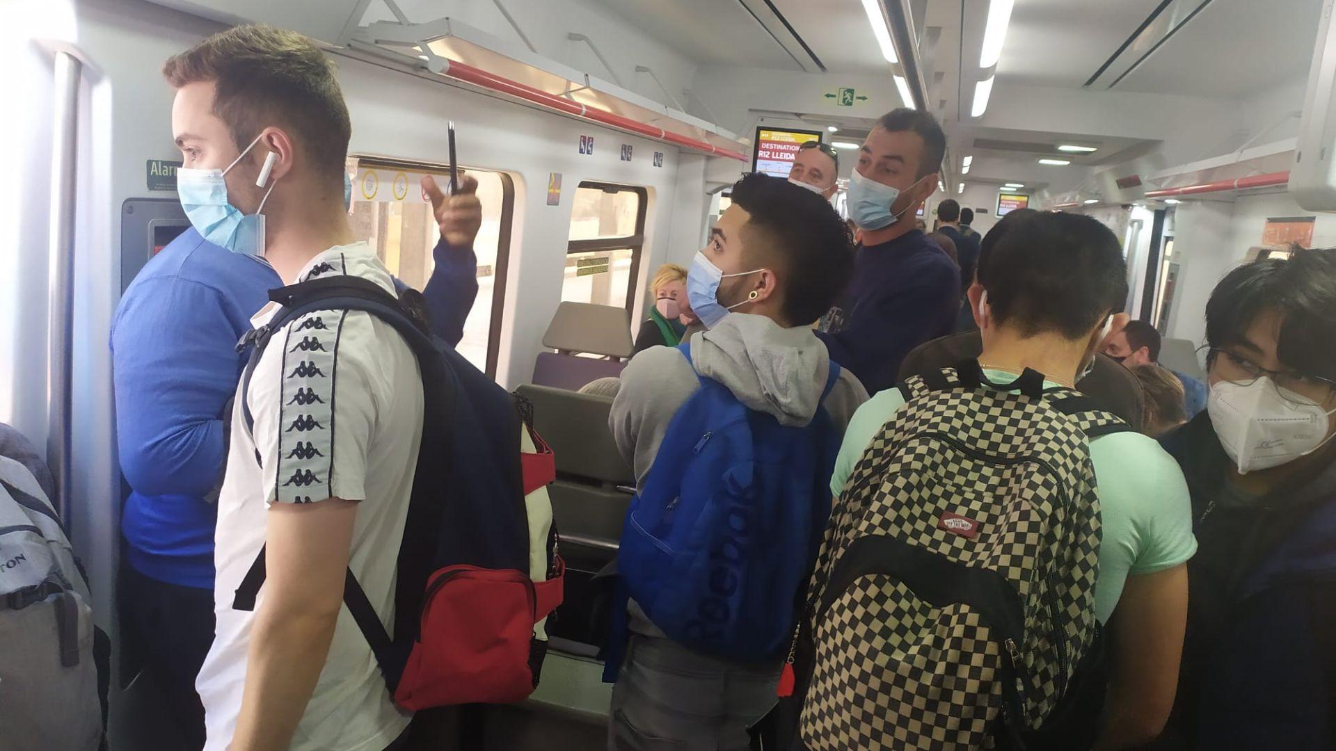 Interior tren ple gent
