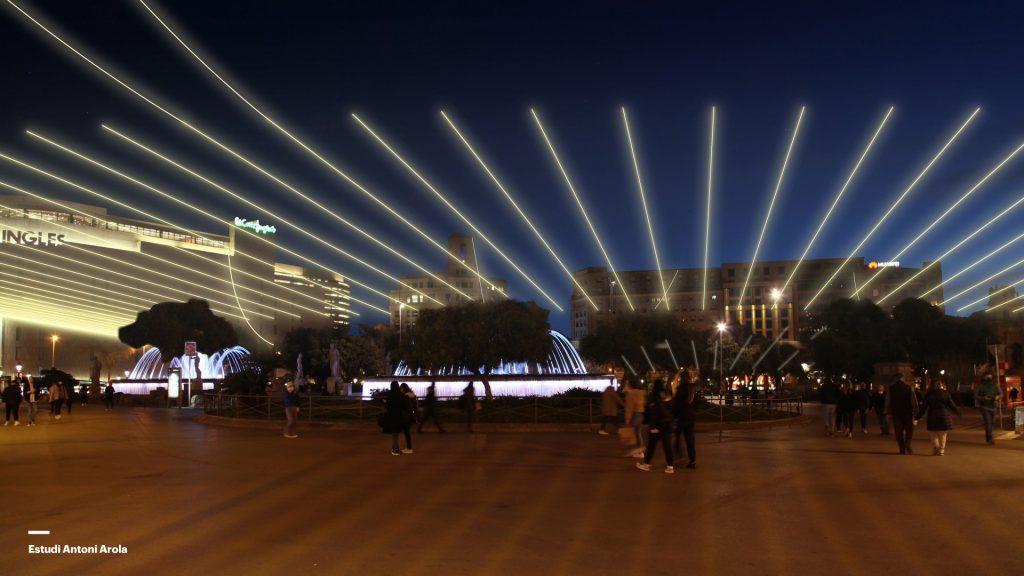 llums nadal barcelona 2021