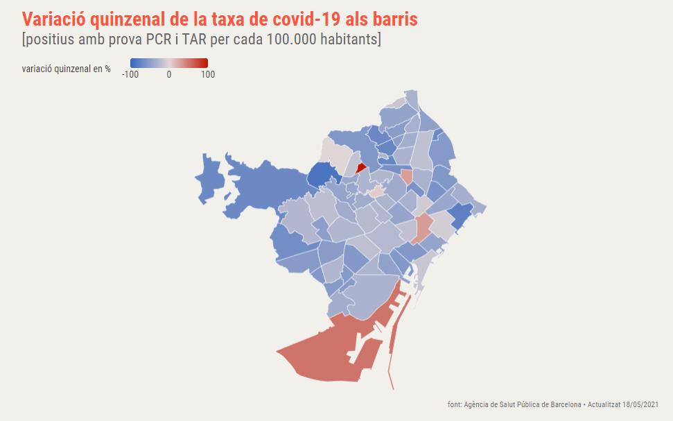 mapa barris coronavirus
