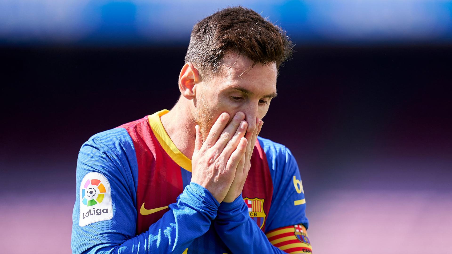 Leo Messi se'n va del Barcelona
