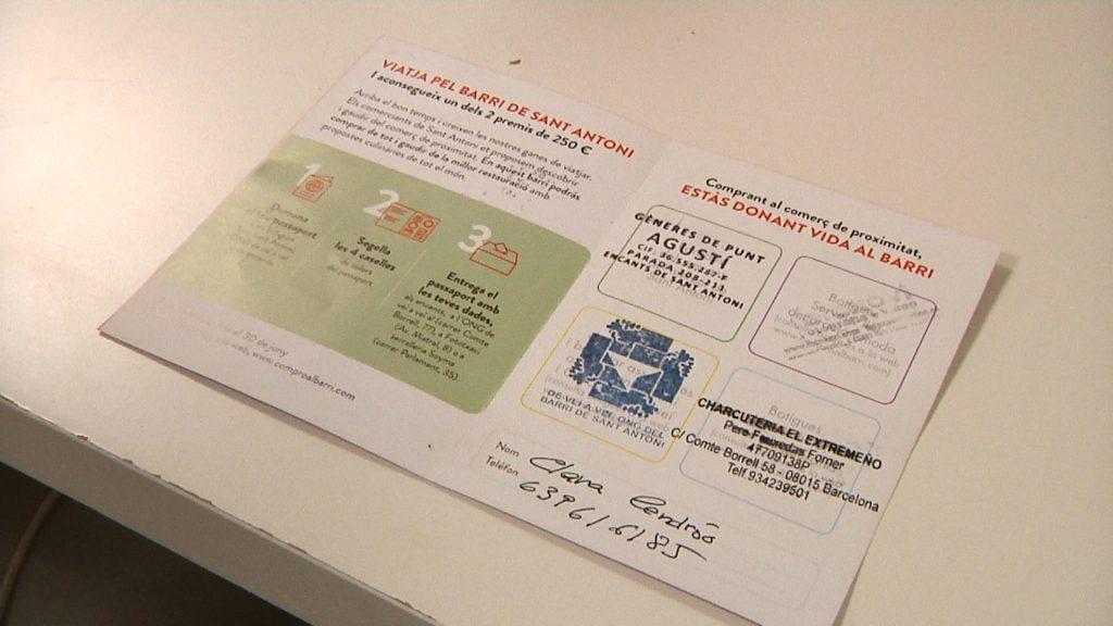 passaport, caselles, promoció, segell