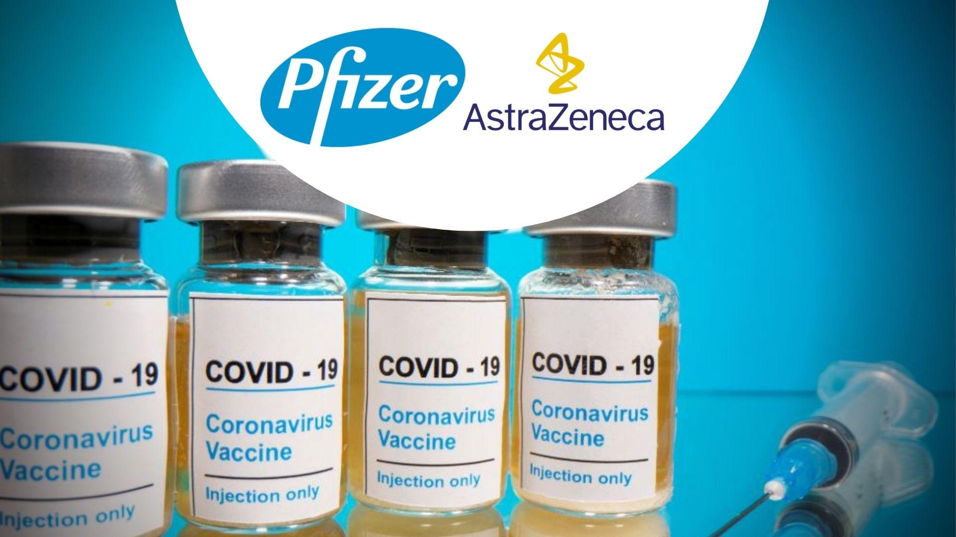 pfizer astrazeneca vacuna segona dosi