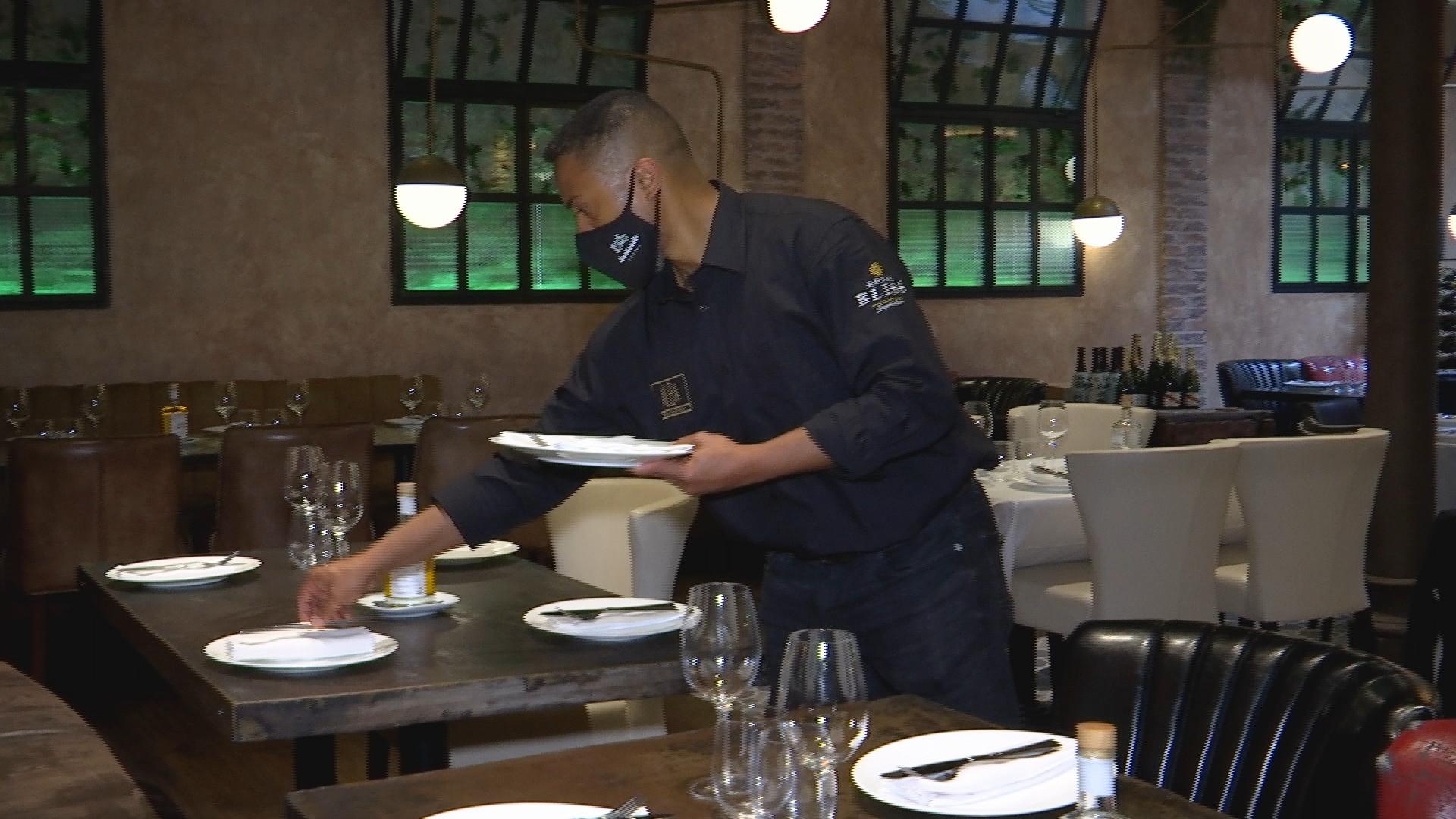 restaurants tornen a servir sopars