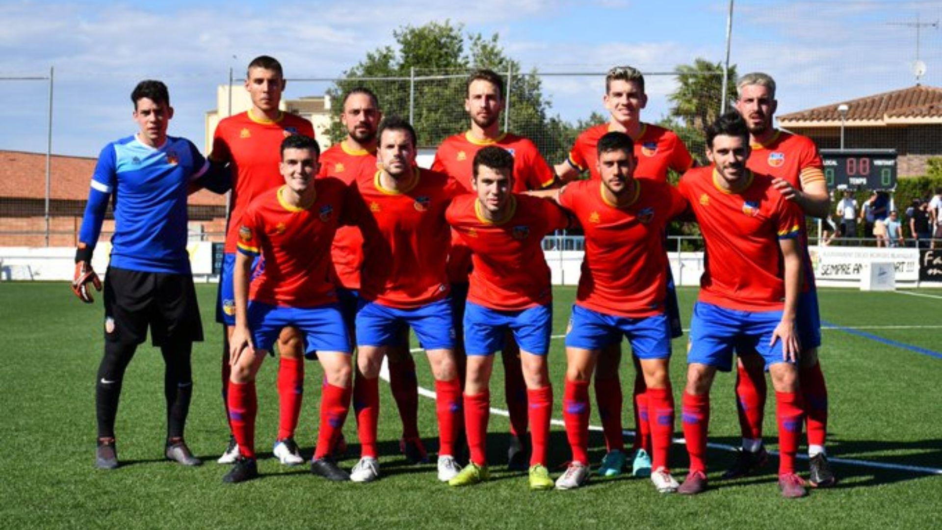El Martinenc, a prop del descens a Segona Catalana