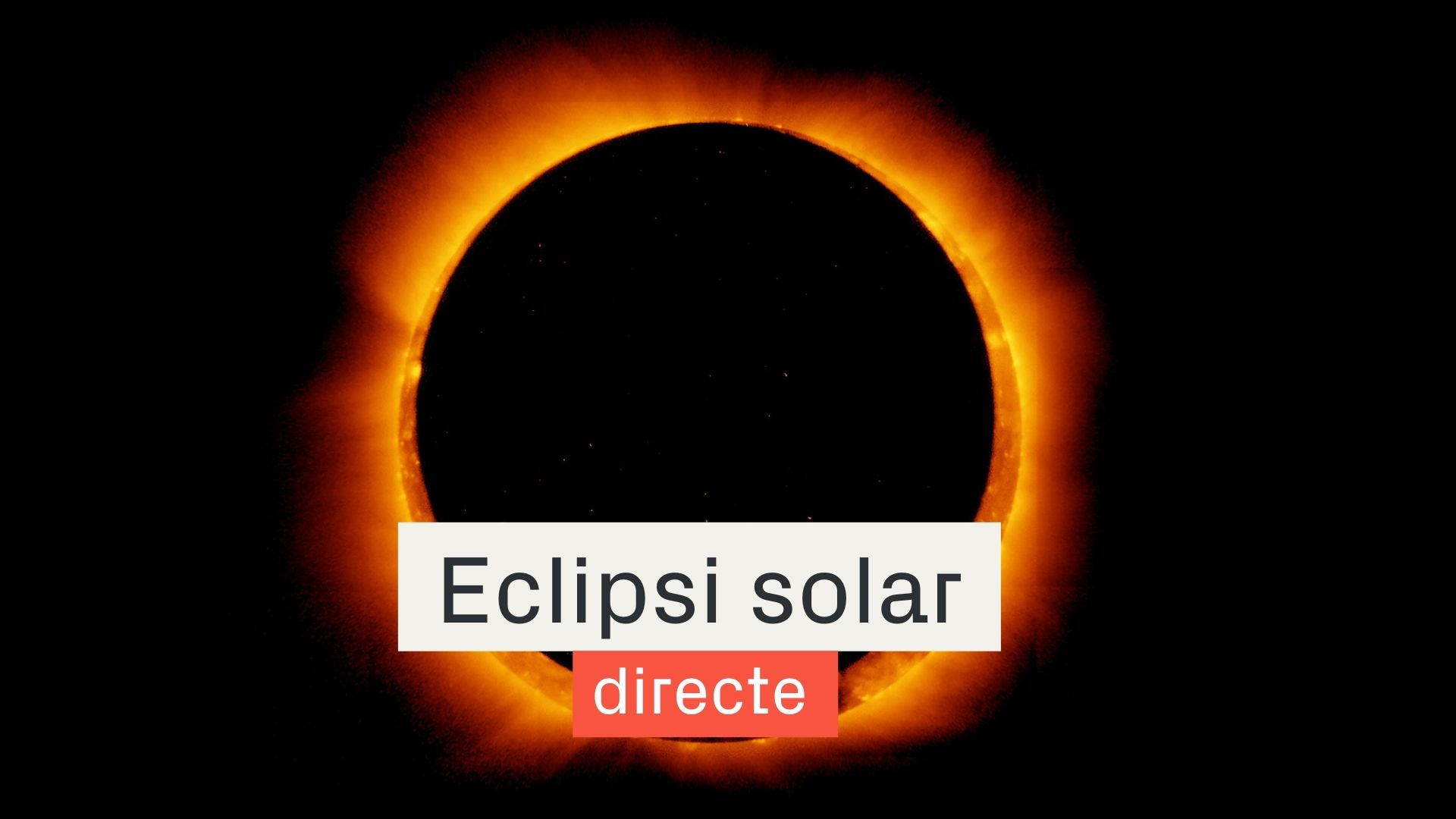 eclipse solar en directo