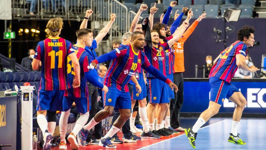 FC Barcelona, campió Champions davant Aalborg