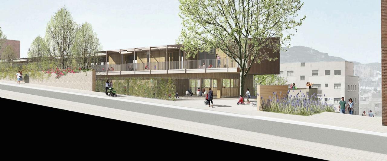 L'Escola bressol municipal obrirà el 2023