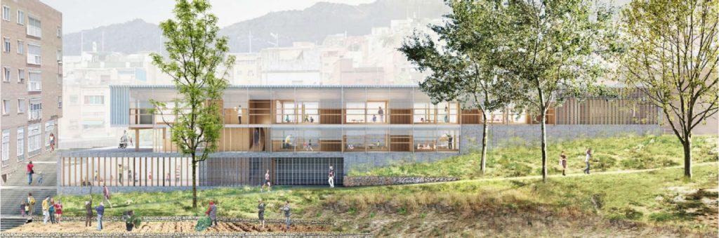 Així serà l'escola bressol municipal de la Teixonera