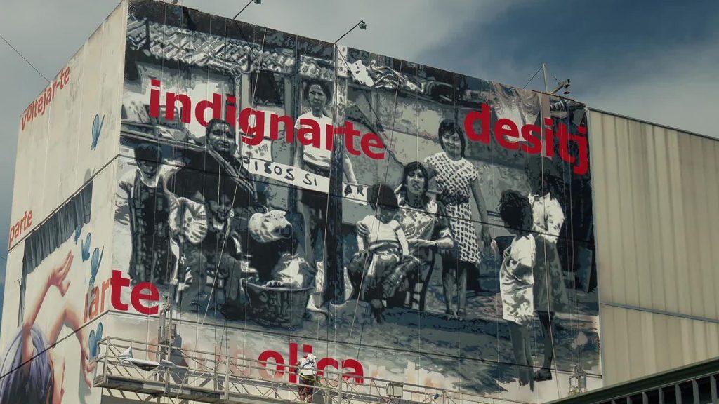 FB mural ateneu roc-black-block