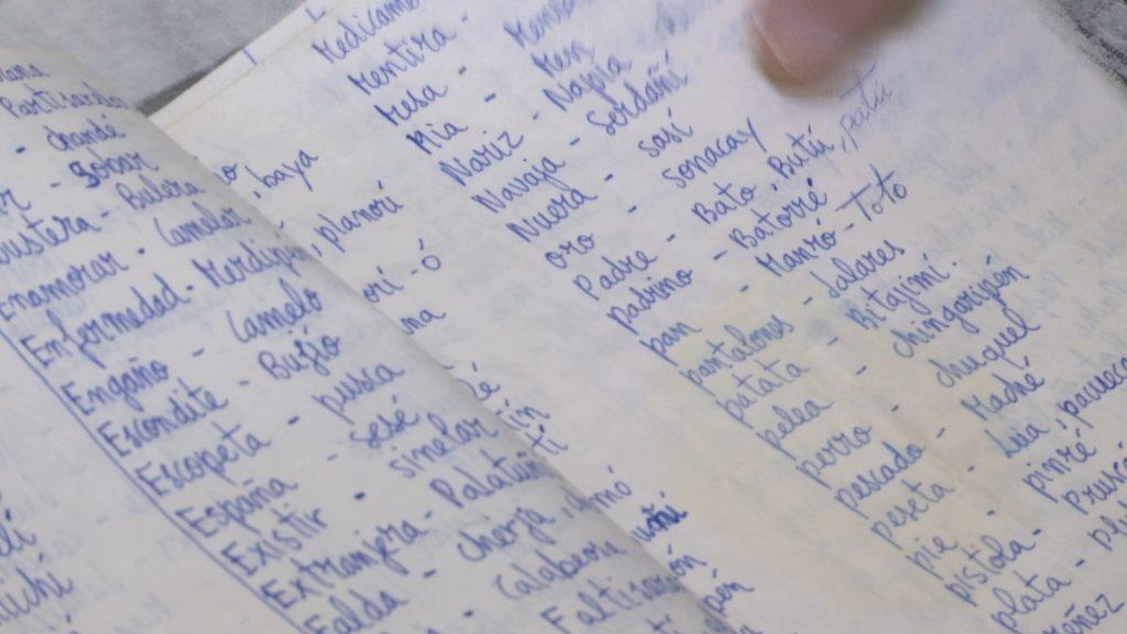 diccionari caló castellà arxiu camp bota