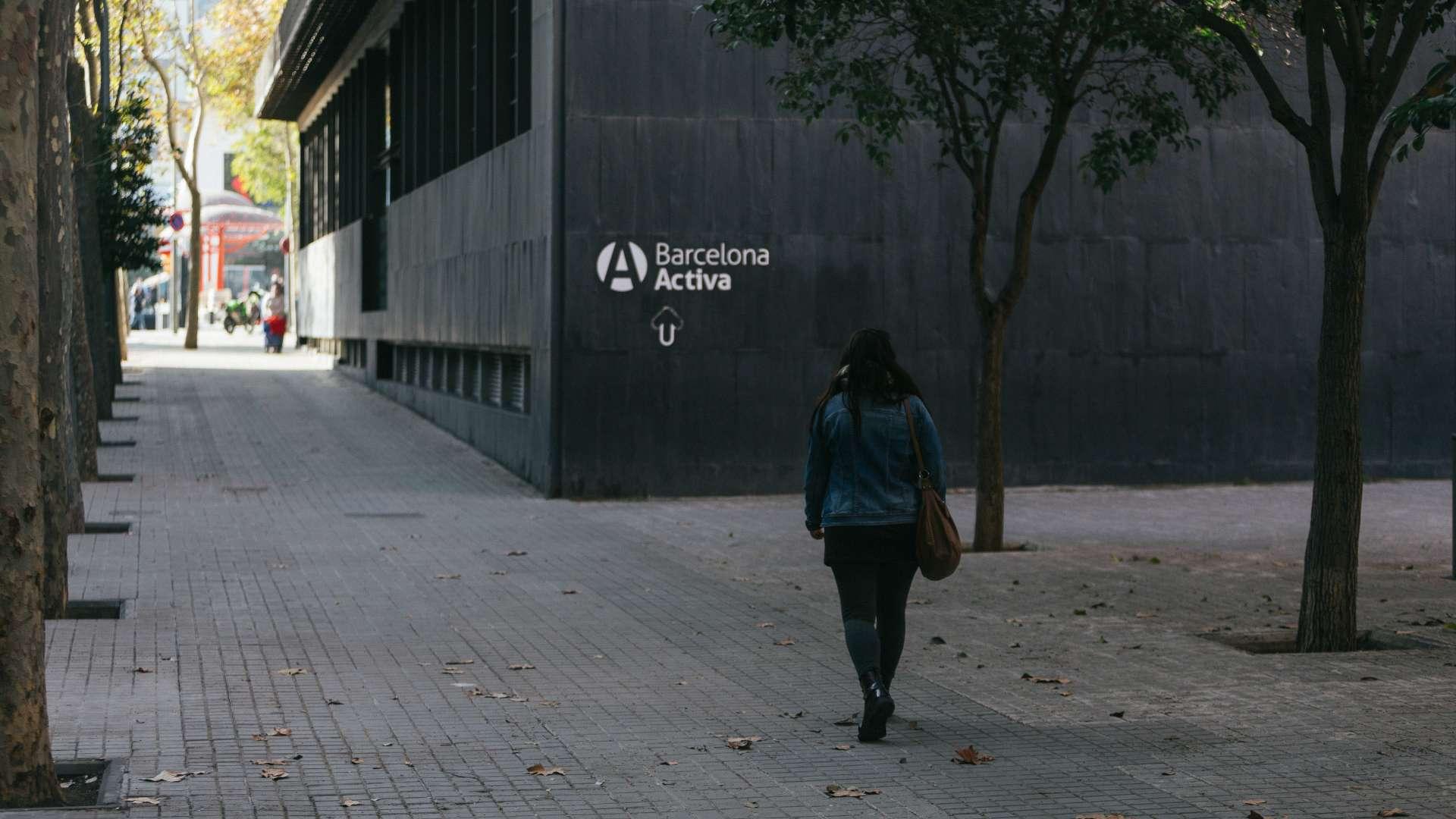 Edifici de Barcelona Activa