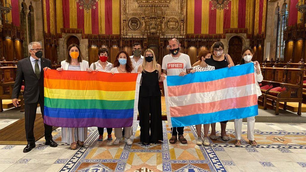declaració institucional contra l'LGTBI-fòbia