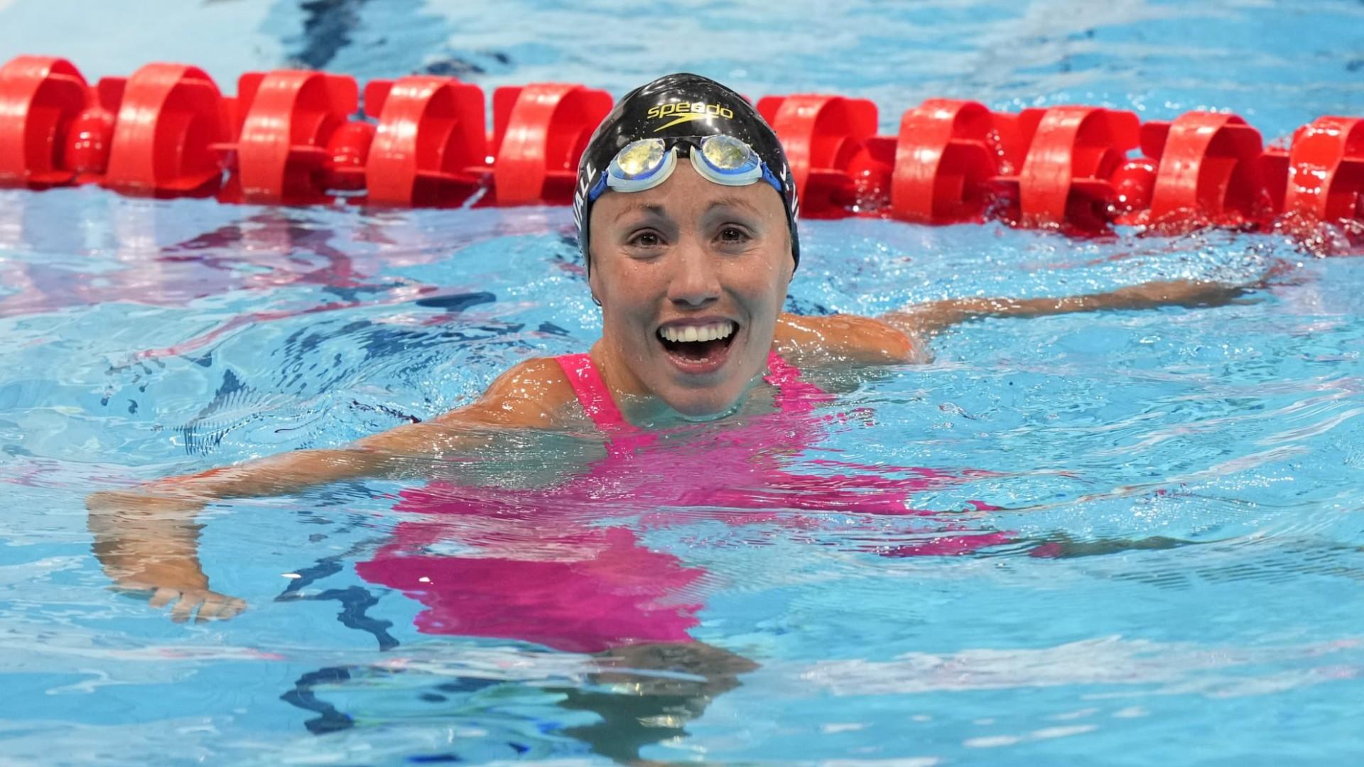 Jèssica vall, classificada per semifinals Jocs Olímpics