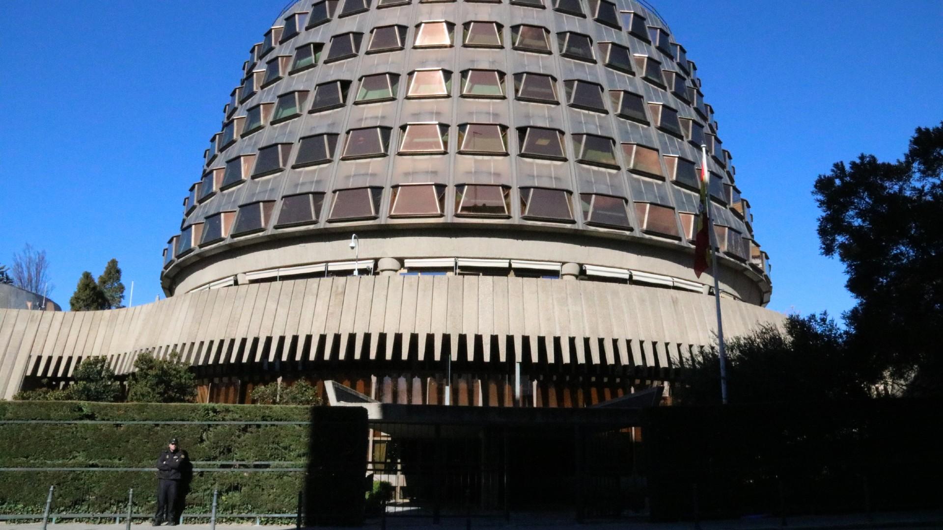 Tribunal Constitucional 2018