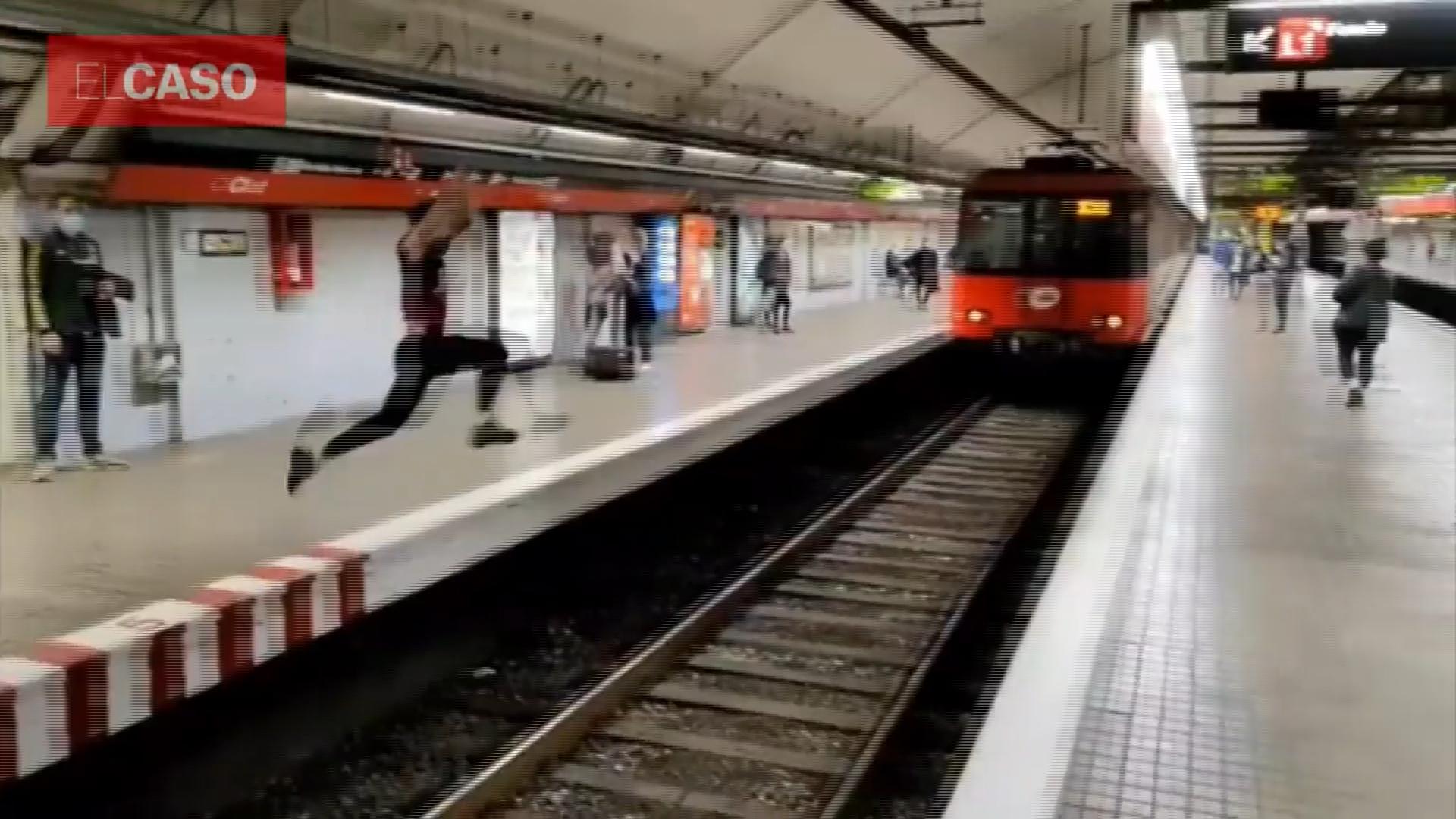 parkour metro clot