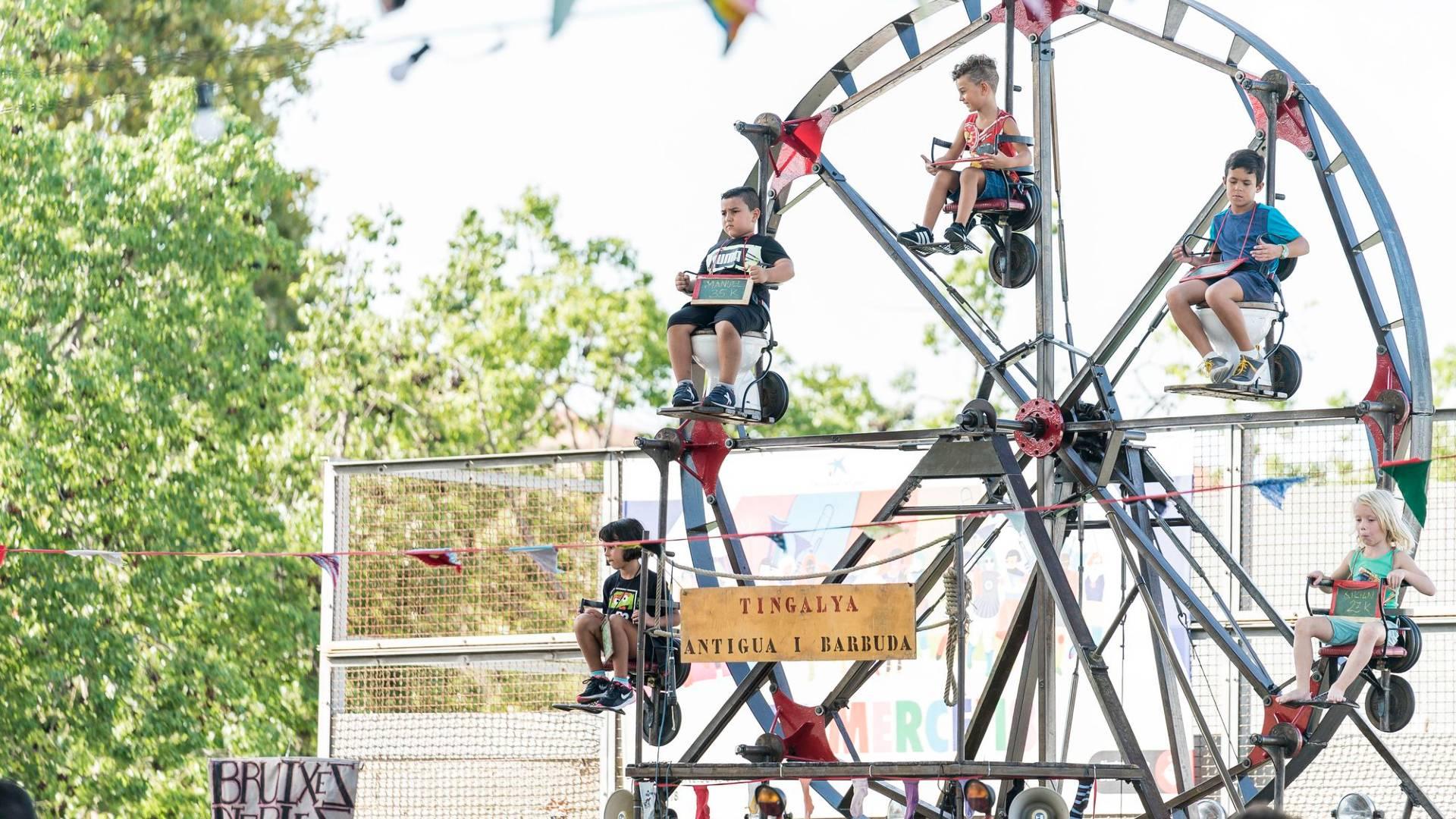 activitats infantils festes merce 2021