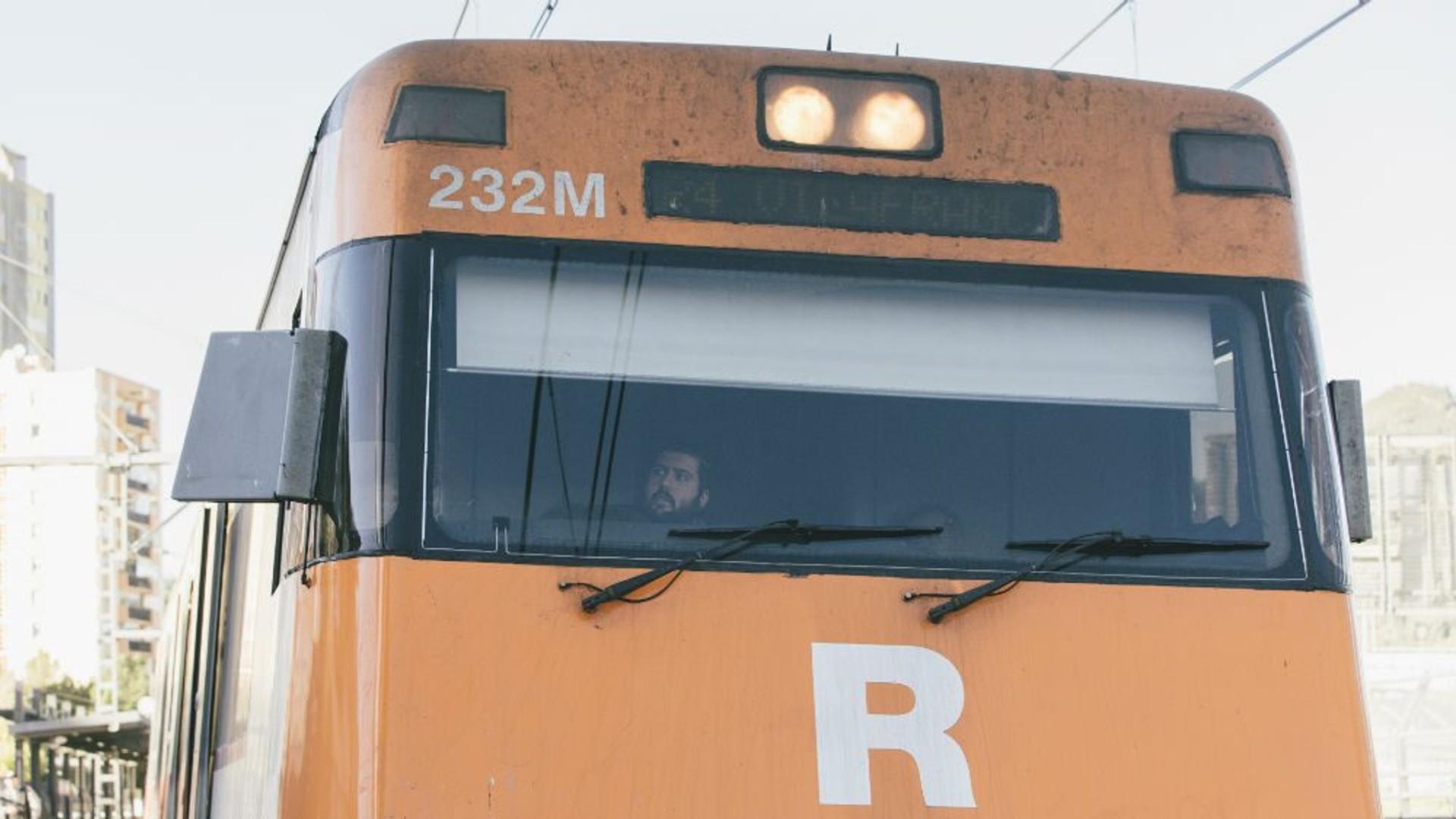 Vaga Renfe trens