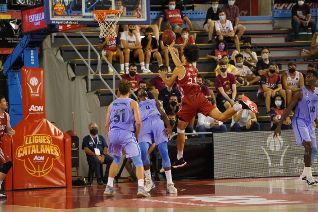 Ismael Bako ha estat escollit el millor de la final