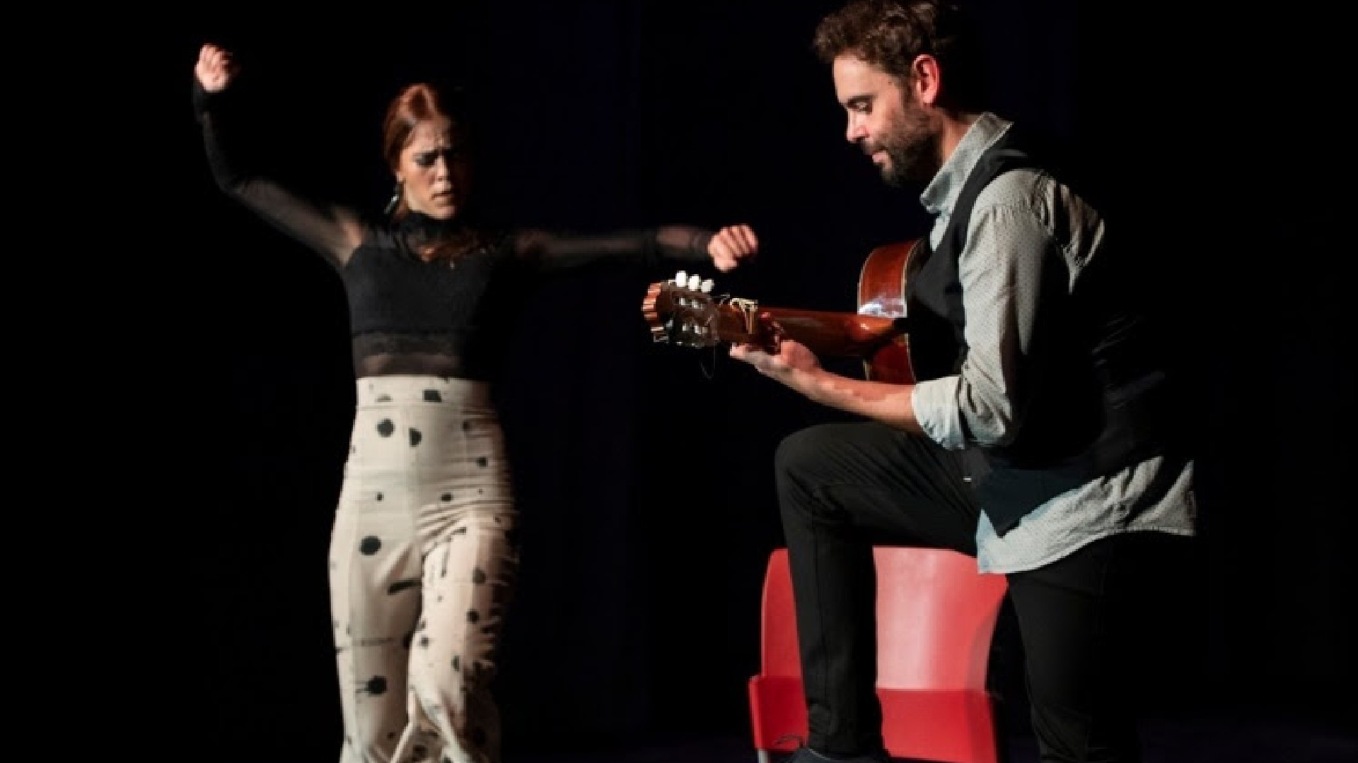 desvarío festival flamenc Nou Barris