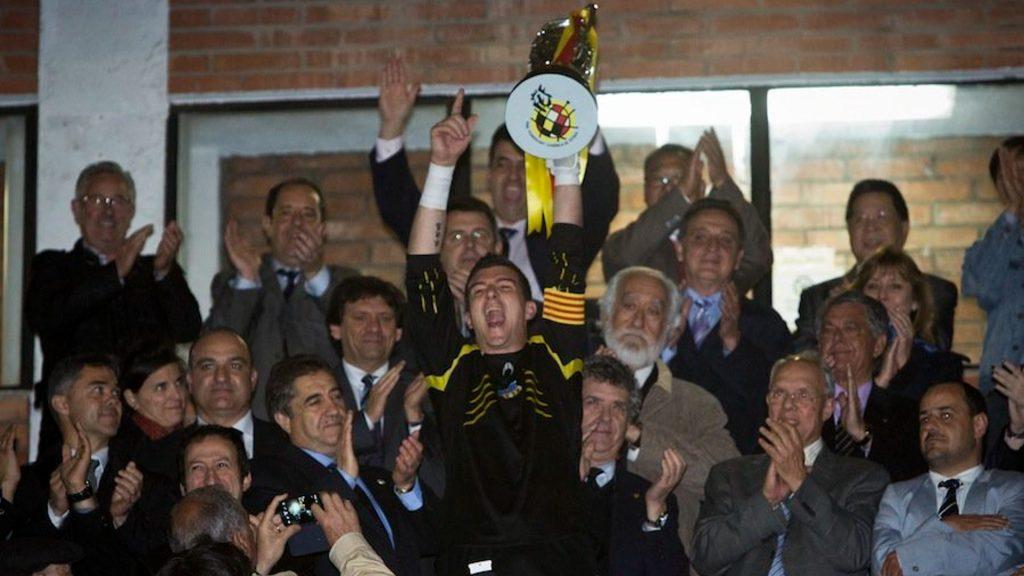 Sant Andreu Copa Federació
