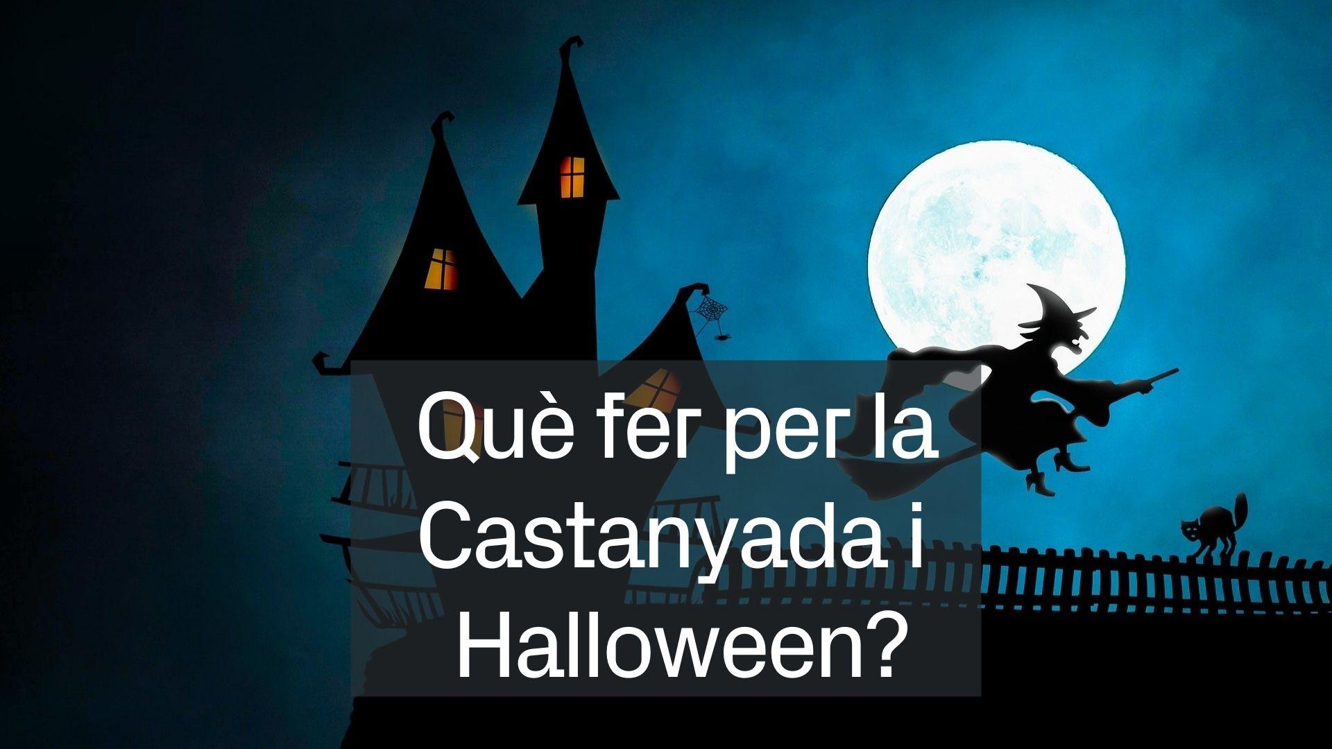 castanyada 2021 halloween barcelona
