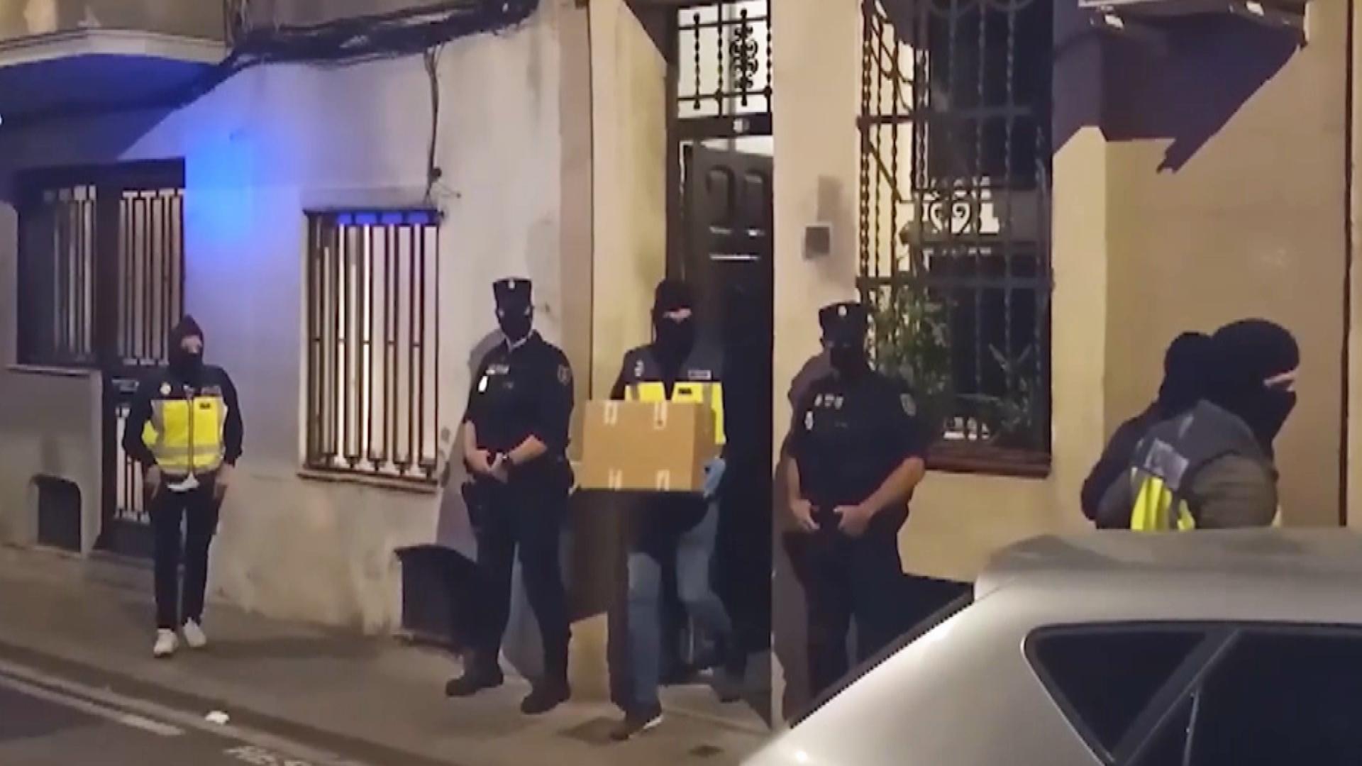 Detencions gihadistes